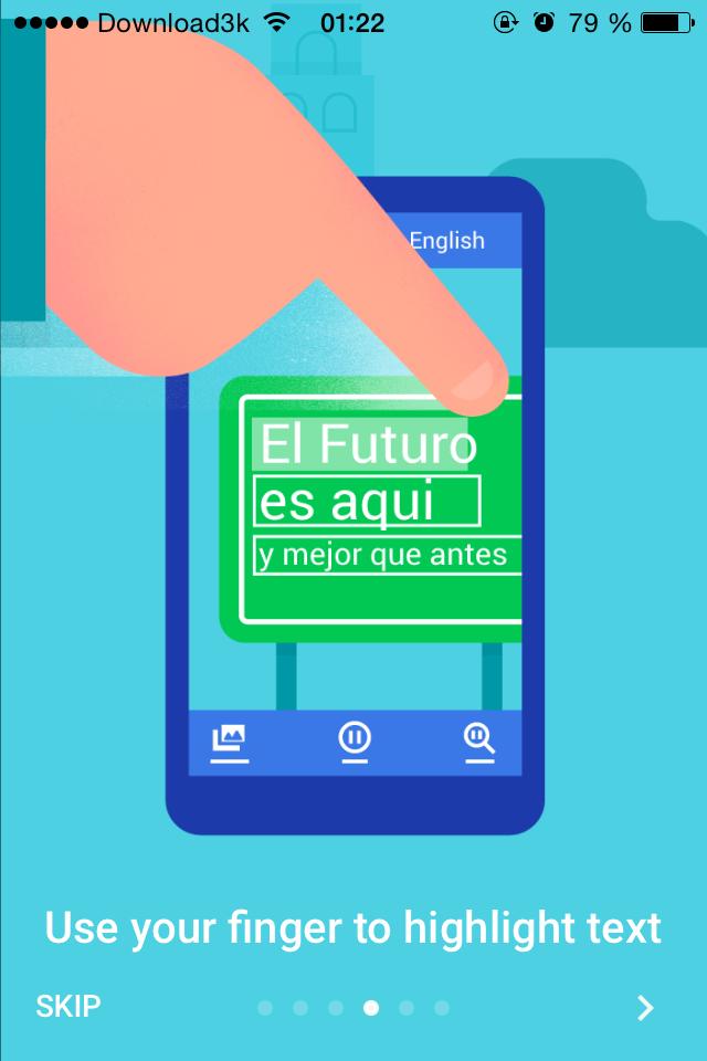 English To Italian Translator Google: Google Translate Now Uses Word Lens To Translate Road