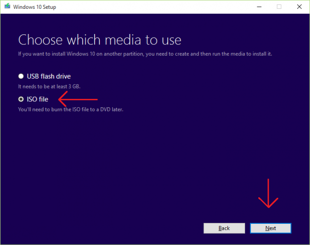 Download Windows 10 ISO Screenshot 4