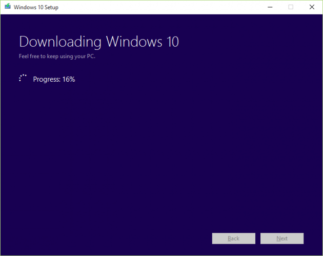 Download Windows 10 ISO Screenshot 5
