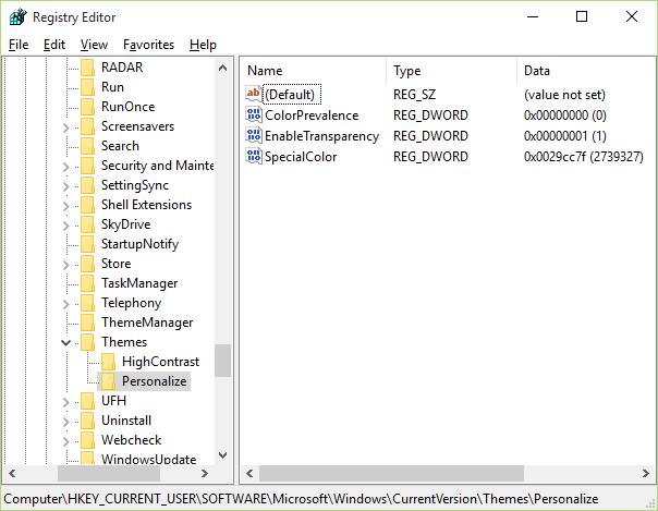 reg exe  windows 7