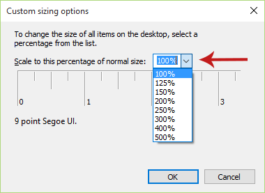 how to change right click save as options win 10