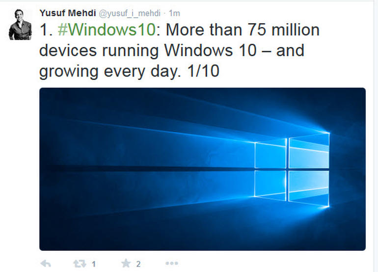 Microsoft Loading Windows 10 onto Windows 7 and 8.1 PCs ...