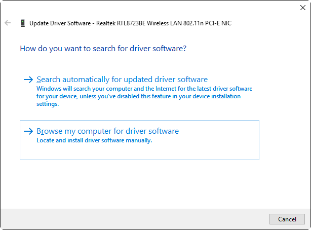 How To Install Mouse Driver Windows 10