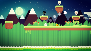 5 medium Game Review Help a cute ghost get over his fears in George Scared of the Dark