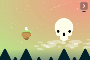 7 medium Game Review Help a cute ghost get over his fears in George Scared of the Dark