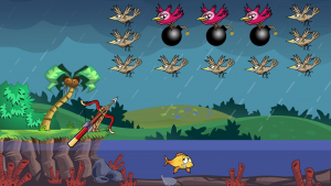 5 medium Game Review Save  Goldie the fish in Arrows  Sparrows