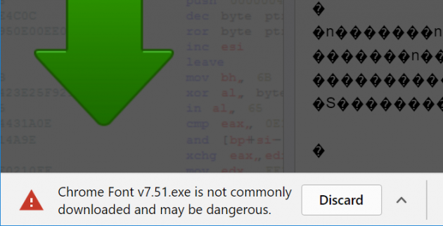 4 large HoeflerText Font Wasnt Found Malware Attack For Chrome Identified