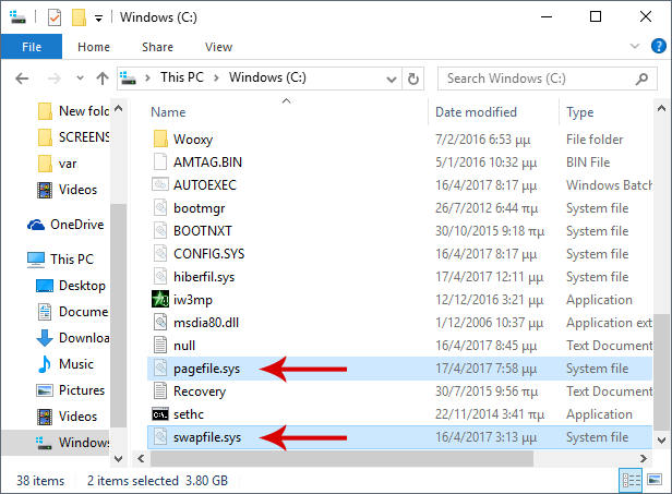 14 full These Are The Windows System Folders That You Should Never Mess With