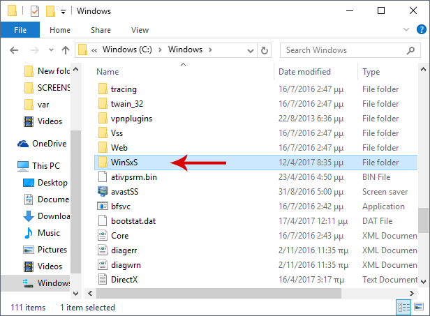 7 full These Are The Windows System Folders That You Should Never Mess With