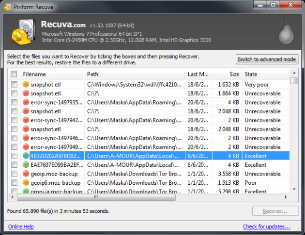 12 large How To Recover Deleted Data And How To Maximize Chances Of Successful Restoration