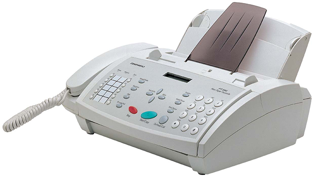 sending fax from computer to fax machine
