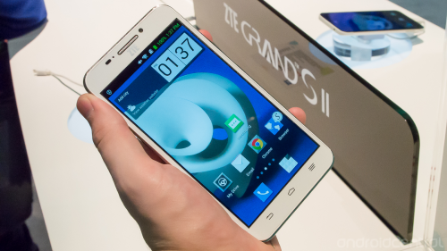 2 large Meet The First Smartphone To Sport 4 GB Of RAM  ZTE Grand S II