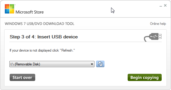 5 full Make a bootable USB thumb drive Windows 8 installation using Rufus or Windows 7 USBDVD Download tool