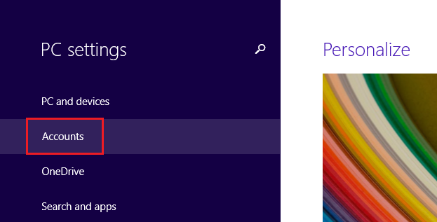 how to make microsoft account for windows 8