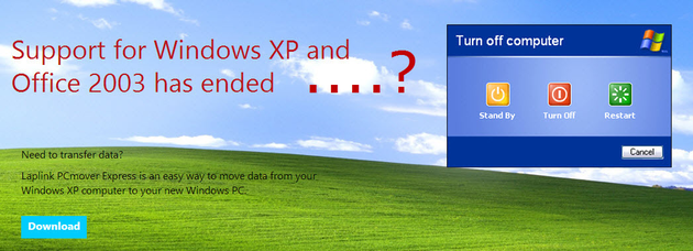 windows xp sp4  microsoft
