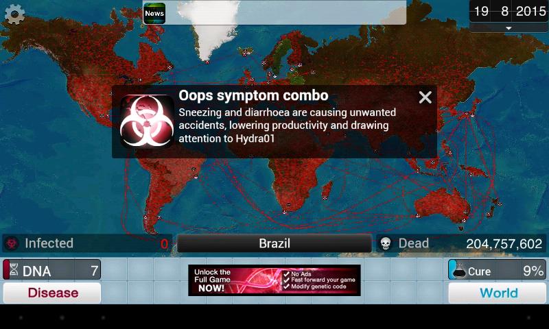 how to download plague inc scenarios