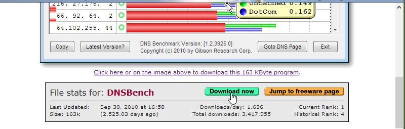 1 full How to Benchmark your DNS for Faster Internet Speeds in Windows Mac and Linux
