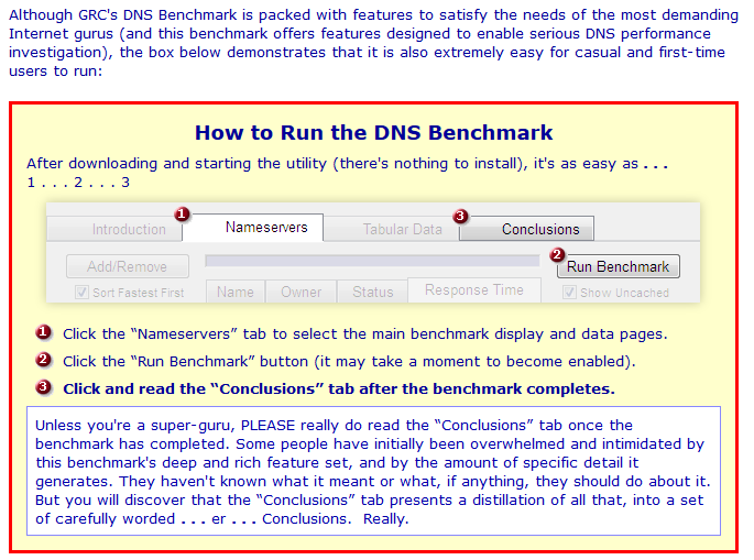 2 full How to Benchmark your DNS for Faster Internet Speeds in Windows Mac and Linux