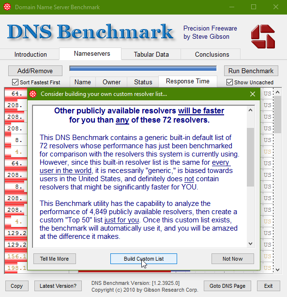 6 full How to Benchmark your DNS for Faster Internet Speeds in Windows Mac and Linux