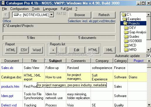 Catalogue Pro v4.2.2