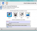 PHOTORECOVERY Standard 2017 for Windows Screenshot 0