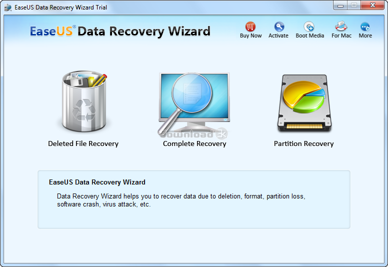 Easeus data recovery wizard professional v5.5.1 cracked kvcn