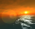 Fantastic Ocean 3D screensaver Screenshot 0