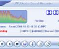 MP3 Audio Sound Recorder Screenshot 0