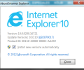 Internet Explorer 7 Screenshot 1