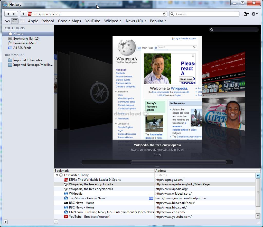download safari browser