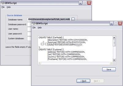 DBWScript 2.1
