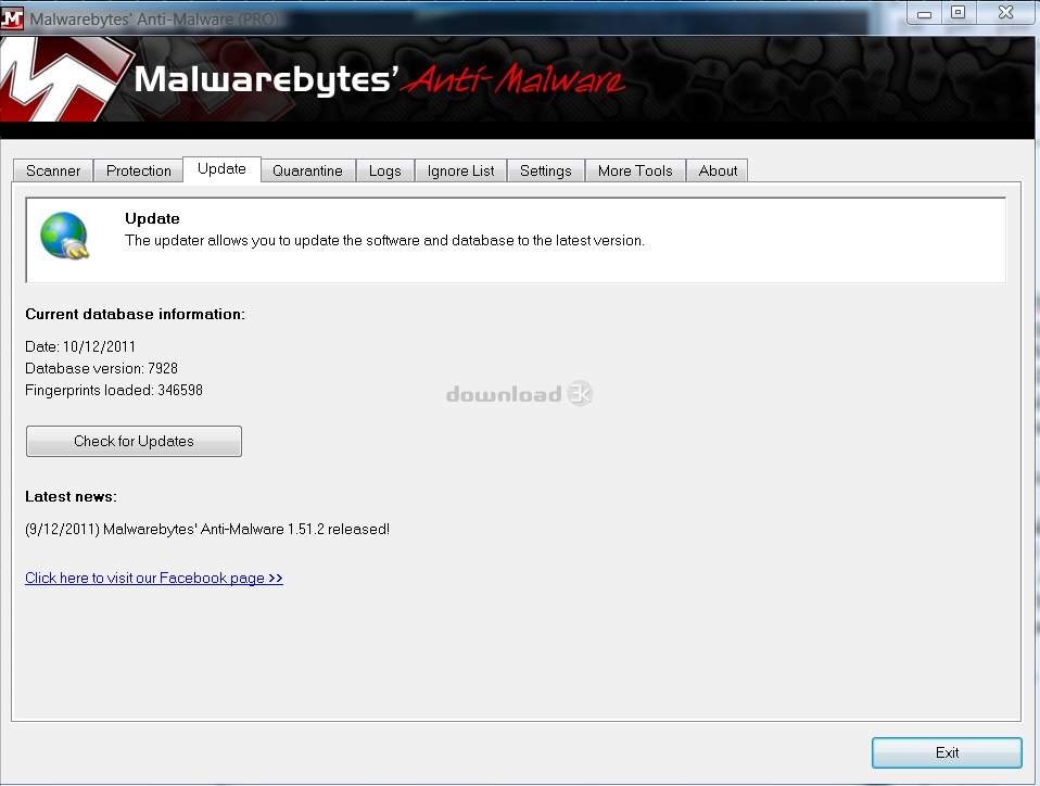 Malwarebytes anti malware 1 51 0 1200 keygen