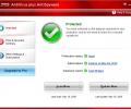 Trend Micro AntiVirus + AntiSpyware Screenshot 0
