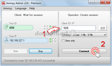 Download AA_v3.exe Free - Ammyy Admin 3.0 install file