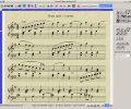 Music Score Editor Screenshot 0