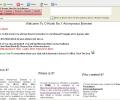 C-Kiosk #1 Anonymous Browser Screenshot 0
