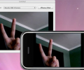 Air Cam Live Video for iPhone/iPod Touch/iPad (Mac Version) Screenshot 0