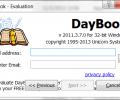 Unicorn Daybook Screenshot 1