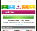 ZenOK Free Antivirus Professional (BETA) Screenshot 0