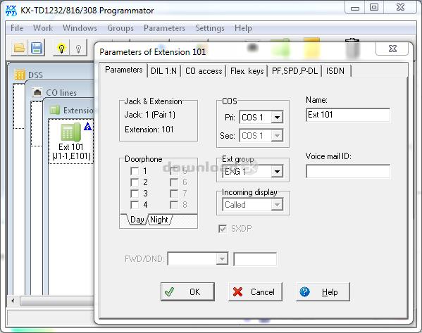 Kx-ta / kx-te is a pbx programming tool for the panasonic kx-ta308/panasonic kx-ta616/panasonic kx-ta624 pbx