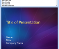 MS PowerPoint Sample Slides and Presentations Software Screenshot 0