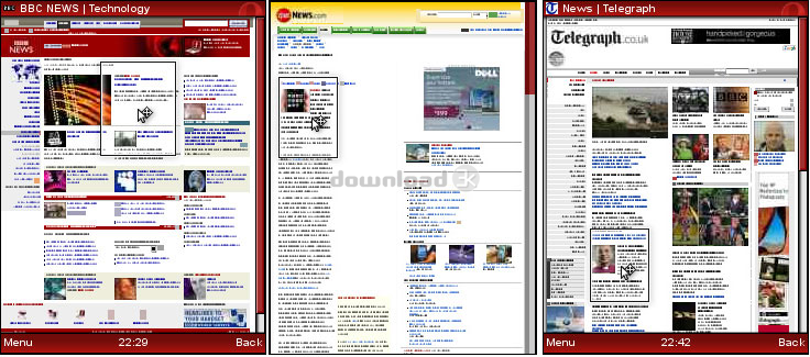 Opera mini web browser java app download for free on phoneky.