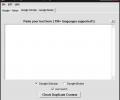 Desktop Plagiarism Checker Screenshot 1