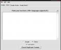 Desktop Plagiarism Checker Screenshot 2