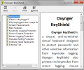 Oxynger KeyShield Screenshot 4