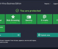 AVG AntiVirus Business Edition Screenshot 0