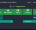 AVG Internet Security Business Edition Screenshot 0
