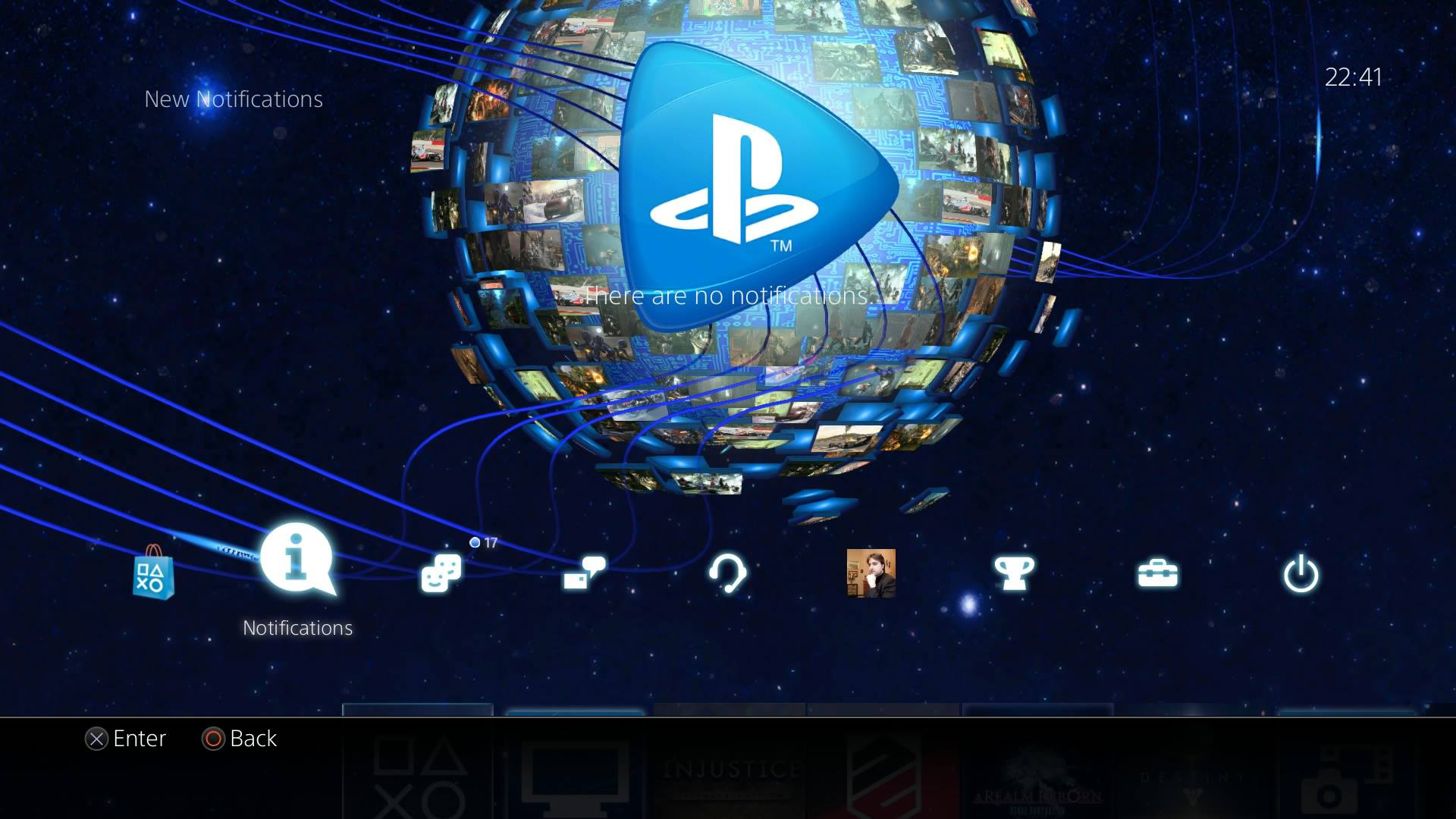 Get this free PlayStation Now PS4 Dynamic Theme and get a
