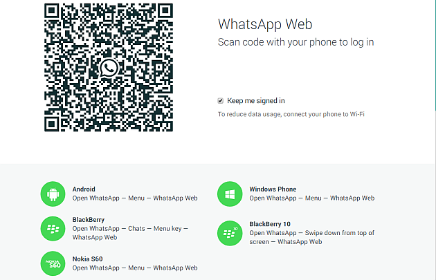 10 full WhatsApp Web is here
