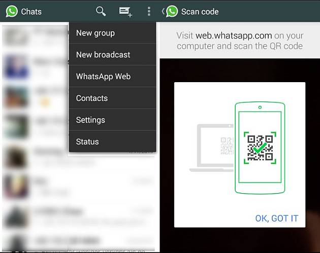 7 full WhatsApp Web is here